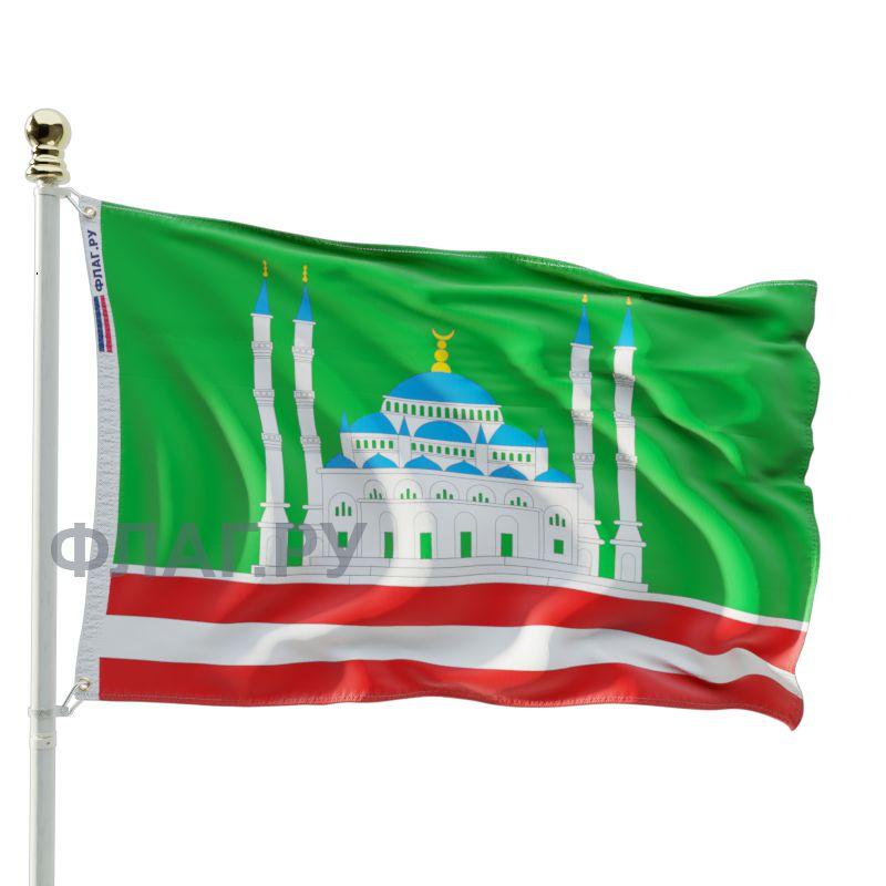 Флаг грозного фото